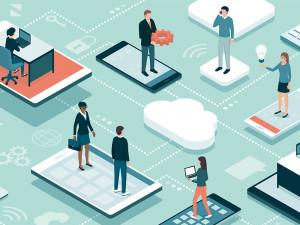 仮想(VR)オフィスは浸透するか? 〜日立ソリューションズがワークスタイル変革ソリューションを刷新〜