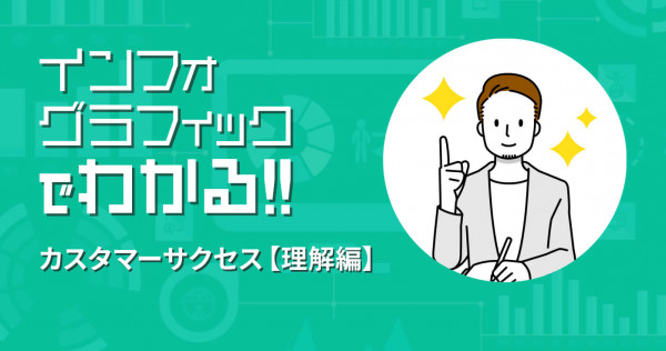 インフォグラフィックでわかる!! カスタマーサクセス【理解編】